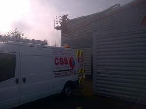 Industrial Unit Cleaning - Wrexham